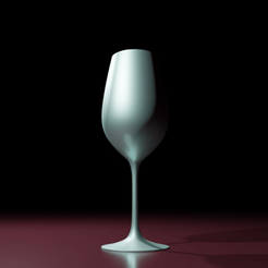 wineglass03.png Télécharger fichier 3MF gratuit Verre à vin • Design pour impression 3D, The-Inner-Way