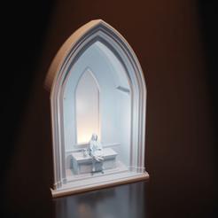 Surrender01.png Download STL file Sculpture : Surrender • 3D printable model, The-Inner-Way
