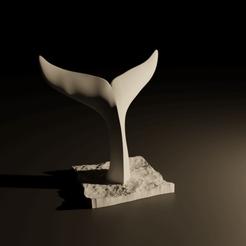 Impresiones 3D Cola de ballena, The-Inner-Way