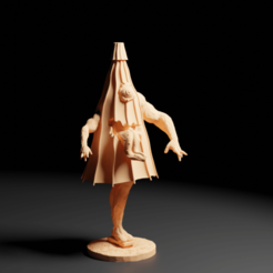 Download 3D printer model Japanese Yokai: Obake, The-Inner-Way