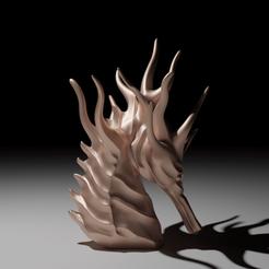 Seahorse02.png Télécharger fichier STL Porte-bijoux hippocampe • Objet imprimable en 3D, The-Inner-Way