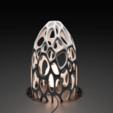 Download 3D printer model Lamp Frame: The Nest, The-Inner-Way