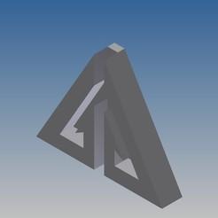 gdlogo.jpg Télécharger fichier STL gratuit Logo de Global Dynamics • Modèle à imprimer en 3D, ksouth