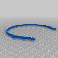 Descargar Modelos 3D para imprimir gratis Felpa para roce mascarilla convencional. Felpa para roce mascarilla convencional, martintorralboromero