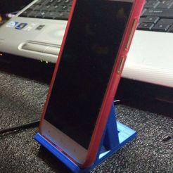 Télécharger fichier impression 3D gratuit soporte movil, soutien aux mobiles, martintorralboromero