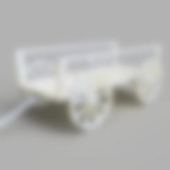 Télécharger fichier STL gratuit charrier, justalbin