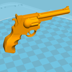 Download free STL file Pistol, DocteurCourtCircuit