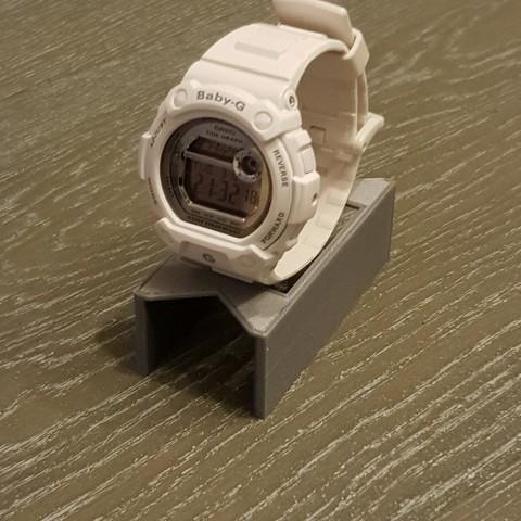 Free STL file watch holder, patfolle