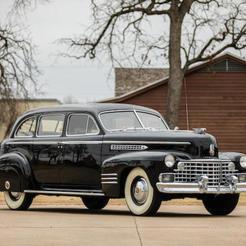 Télécharger fichier STL gratuit Cadillac Série 75 1942, Louisdioramas