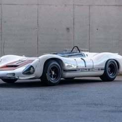 porsche-910-19383-1.jpg Download free STL file Porsche 910 Bergspyder 1967 • 3D printer object, Louisdioramas