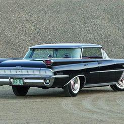 d2cbe9bf988f09495958f9dd79c973e0.jpg Download free STL file Oldsmobile 88 Hardtop Coupe 1959 • 3D print model, Louisdioramas