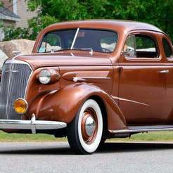 1-15282979673152x.jpg Download free STL file 1937 Chevrolet Master Deluxe Buisness Coupe • Object to 3D print, Louisdioramas