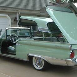 130604.jpg Télécharger fichier STL gratuit Ford Fairlane 500 Galaxie Sunliner Hardtop 1959 • Design à imprimer en 3D, Louisdioramas