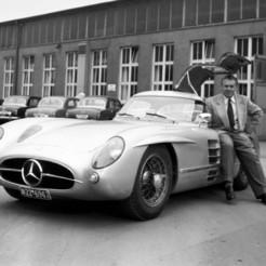 autowp.ru_mercedes-benz_300slr_uhlenhaut_coupe_13.jpg Télécharger fichier STL gratuit Mercedes-Benz 300 SLR Uhlenhaut Coupé 1955 • Objet pour imprimante 3D, Louisdioramas