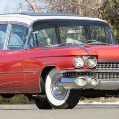 1959-Cadillac-Broadmoor-Skyview-7.jpg Télécharger fichier STL gratuit Cadillac Superior Wagon 1959 • Plan imprimable en 3D, Louisdioramas