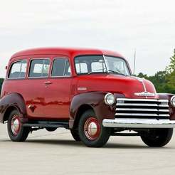 wallpapers_chevrolet_suburban_1947_1.jpg Download free STL file Chevrolet Suburban 1947 • 3D printer template, Louisdioramas