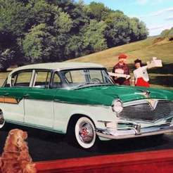 hudson_hornet_custom_sedan_1.jpg Download free STL file Hudson Hornet Sedan 1956 • Design to 3D print, Louisdioramas