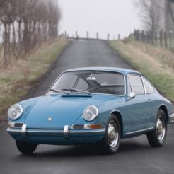 vente-rm-retromobile-201924.png Download free STL file Porsche 911 (Type 901/Type F) (1963-73) • 3D print template, Louisdioramas