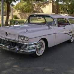 96415_Front_3-4_Web.jpg Télécharger fichier STL gratuit Buick Century Caballero Wagon 1958 • Modèle pour impression 3D, Louisdioramas