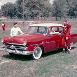 ford_customline_01b201110c7609e2.jpg Télécharger fichier STL gratuit Ford Customline Club Coupe 1952 • Modèle pour imprimante 3D, Louisdioramas