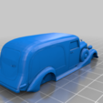 Télécharger fichier STL gratuit Corbillard Packard 1508 1937 • Design imprimable en 3D, Louisdioramas