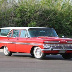 df2a5ad8a485ae04e2709d7170acbeff.jpg Download free STL file 1959 Chevrolet Impala Wagon • 3D printer object, Louisdioramas