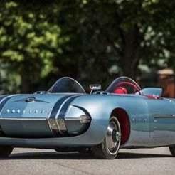 unnamed_3.jpg Télécharger fichier STL gratuit Pontiac Club de Mer Concept 1956 • Modèle imprimable en 3D, Louisdioramas