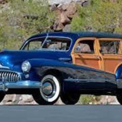 téléchargement.jpg Télécharger fichier STL gratuit Buick Super Estate Wagon 1948 • Design pour imprimante 3D, Louisdioramas