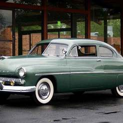 mercury_1949_02.jpg Download free STL file Mercury Eight Coupe 1949 • Object to 3D print, Louisdioramas