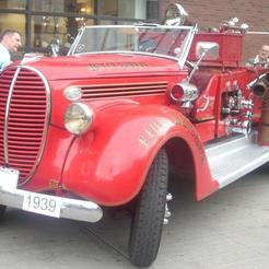 39_Ford_Model_917TE_Fire_Truck_Byward_Auto_Classic.jpg Download free STL file American LaFrance/Ford Fire Truck 1939 • Object to 3D print, Louisdioramas