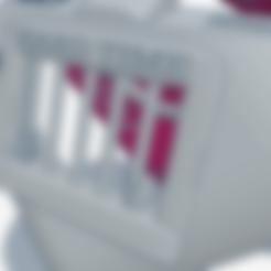 Archivos STL P6 HARD TIME Dispositivo de Castidad Masculina de Cobertura Completa. anverso y reverso, iHeartChastity
