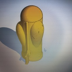 20200612_232425.jpg Download STL file  Gigantic Contoured C+B Pump  • 3D printing design, HeartOnChastity