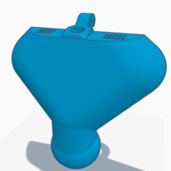 2019-03-20 (12).png Download STL file The P6 Extended Cup Full Coverage Chastity device FRONT ONLY • Object to 3D print, HeartOnChastity