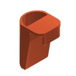 Halter_3.PNG Télécharger fichier STL Samsung Support à distance pour téléviseur • Design pour imprimante 3D, trucksandmore1zu14