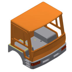 Download STL files Truck likeWedico 1:16/1:15, trucksandmore1zu14