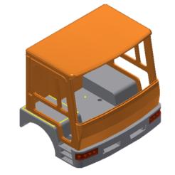 Télécharger objet 3D Camion commeWedico 1:16/1:15, trucksandmore1zu14