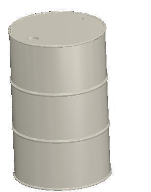 Oilbarrel 200 Liter.jpg Download free STL file Oilbarrel 200 Liter 1:14 • 3D printer design, trucksandmore1zu14