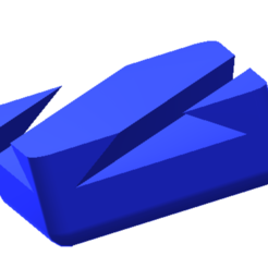 Box_bottom.PNG Download STL file The impossible Box • Design to 3D print, trucksandmore1zu14