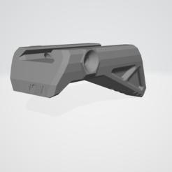 Fichier 3D Poignée coudée, lopezgarciadaniello
