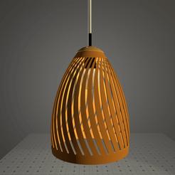 Impresiones 3D Pantalla de lámpara, wowo