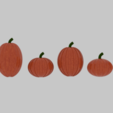 Download STL  Pumpkin Pack , banism24