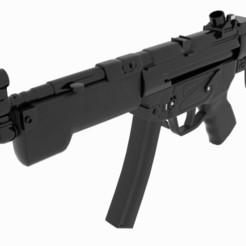 mp5a31.jpg Download STL file MP-5A3  • 3D printable model, banism24