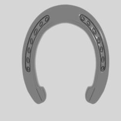 Descargar modelos 3D para imprimir Herradura, banism24