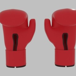 Download 3D printer model  Boxing Glove , banism24