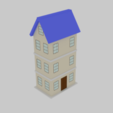 Download 3D print files  Toon House , banism24