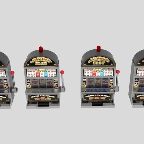 Descargar modelo 3D Ranura Jumbo, banism24