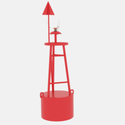 Download 3D printer designs Buoy, banism24