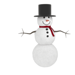 Download 3D printer files Winter Snowman, banism24