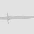 Télécharger fichier impression 3D Piqûre d'épée Frodon, banism24