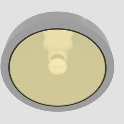 rcslght1.jpg Download STL file  Recessed Light  • Template to 3D print, banism24